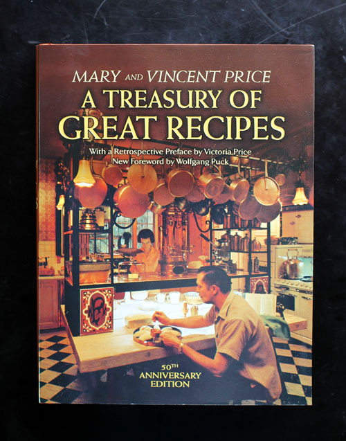 "Vincent and Mary Price's ""A Treasury of Great Recipes"" cookbook review and giveaway from @janemaynard"