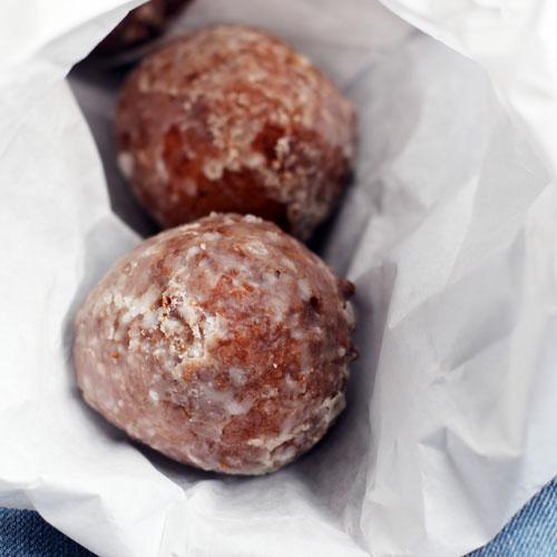 Buttermilk Drops from Winks in New Orleans by @janemaynard