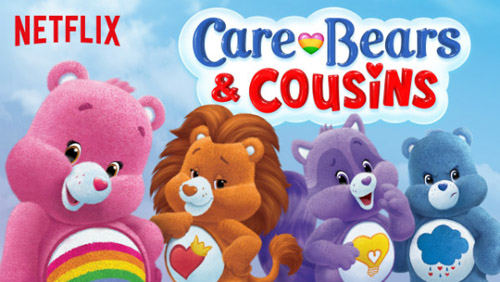 Care Bears & Cousins on Netflix