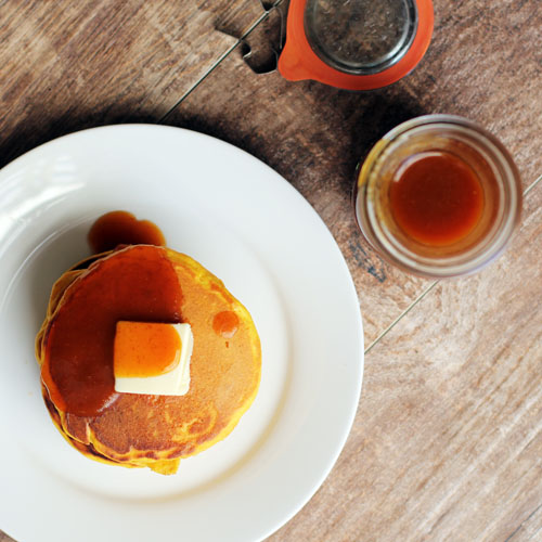 Pumpkin Maple Syrup Recipe from @janemaynard