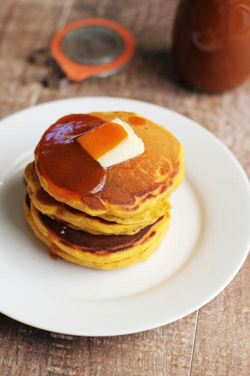 Pumpkin Maple Syrup Recipe from @janemaynard