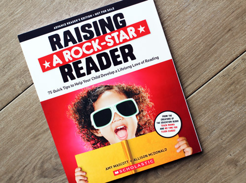 Raising a Rock-Star Reader review and giveaway!