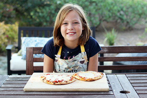 what happened when my 10-year-old was in charge of dinner for a week