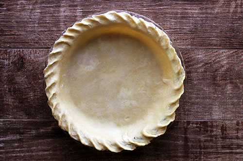 homemade pie crust recipe by kate lebo