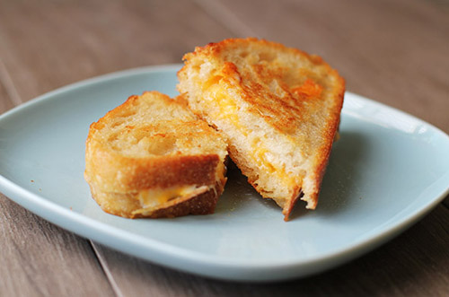 Recipes Kids Should Know How to Cook Before Leaving Home: Grilled Cheese
