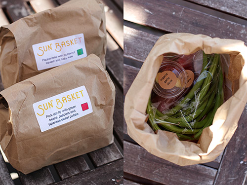 Sun Basket meal delivery service review by @janemaynard