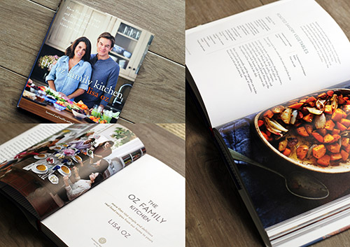 The Oz Family Kitchen Cookbook