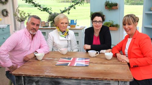 PBS The Great British Baking Show Season 1 on Netflix