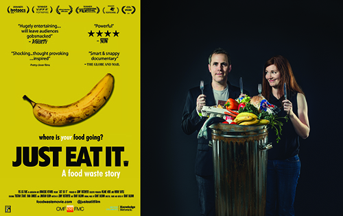 Just Eat It Documentary: Credit Peg Leg Films and Pure Souls Media