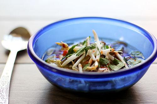 Recipe for Pork and Udon Noodle Soup from @janemaynard