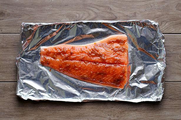 Southwestern Salmon Orzo Salad by @janemaynard