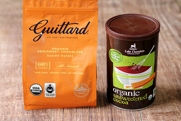 Recipe for Double Chocolate Coconut Cookies, using Fair Trade certified ingredients to support women farmers, by @janemaynard #FairHer   Guittard baking wafers and Lake Champlain Cocoa