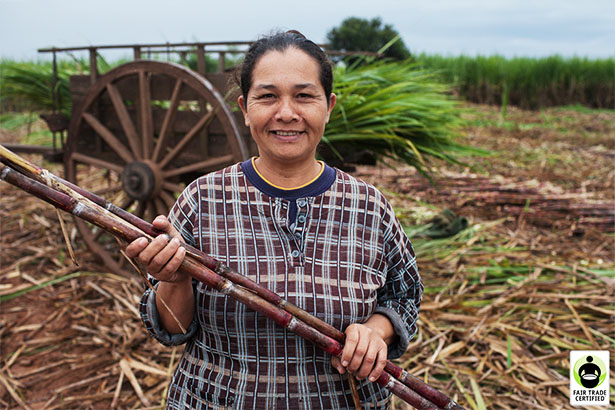 Virginia Jimenez, Fair Trade Farmer with CORA in Paraguay | Double Chocolate Coconut Cookies | This Week for Dinner