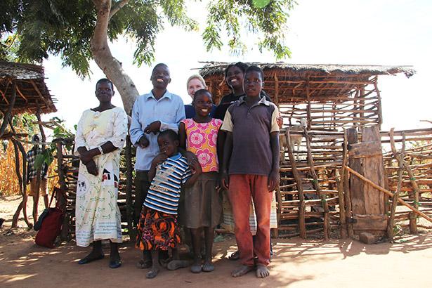 Connectedness: ONE - Heifer International Trip to Malawi May 2015 | photo by @janemaynard