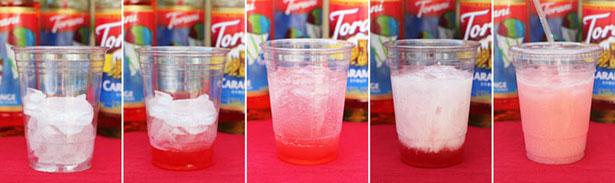 How to Make an Italian Soda Bar from @janemaynard | Mixing the drinks!