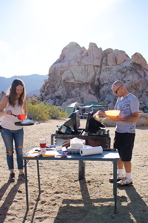 The Ultimate Car Camping Checklist from @janemaynard | Cooking!