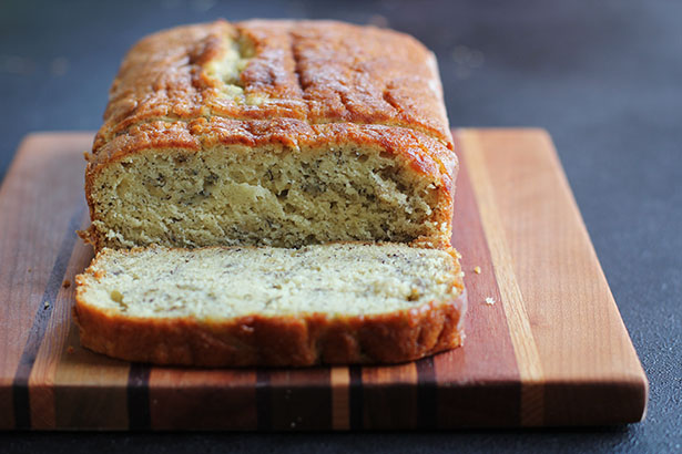 The Best Way to Eat Banana Bread | Cora's Sour Cream Banana Bread Recipe from @janemaynard