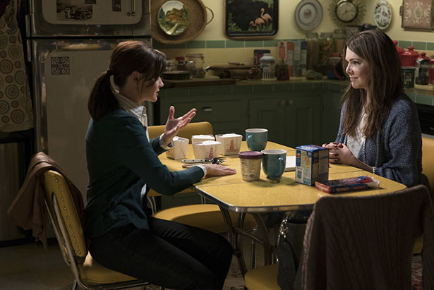 Gilmore girls: A Year in the Life airing November 25, 2016!