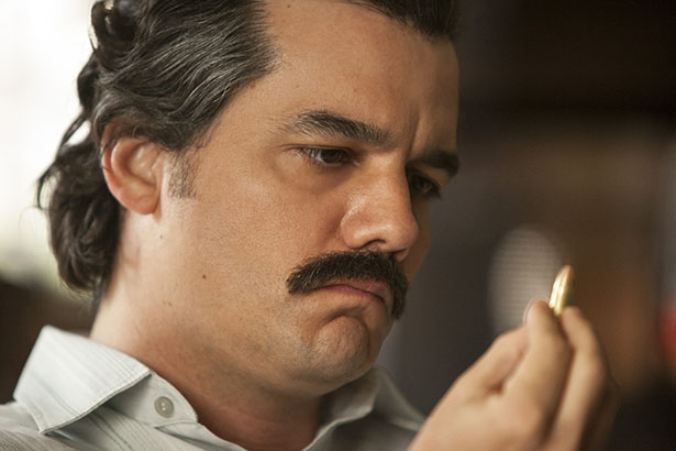 Narcos Season 2 on Netflix (one of our FAVORITES)
