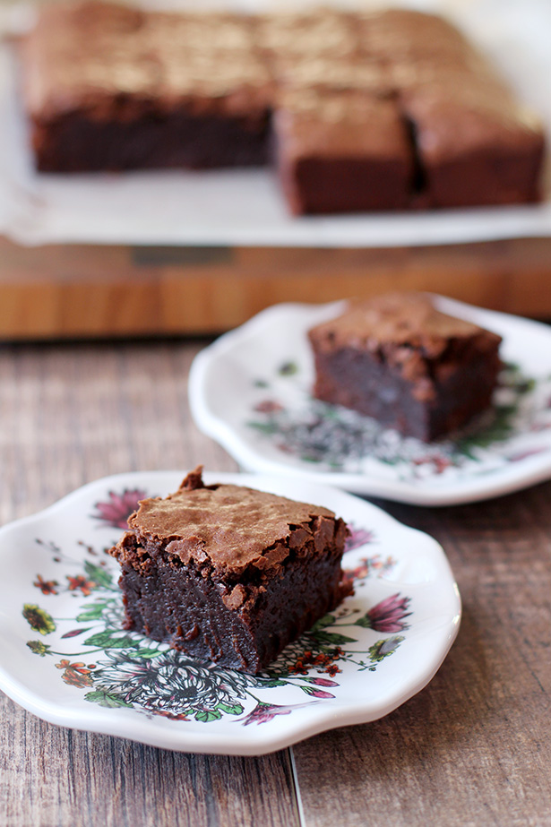 #FairMoments Fair Trade Mexican Brownies recipe from @janemaynard