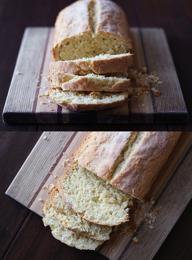 Caribbean Coconut Sweet Bread from @janemaynard