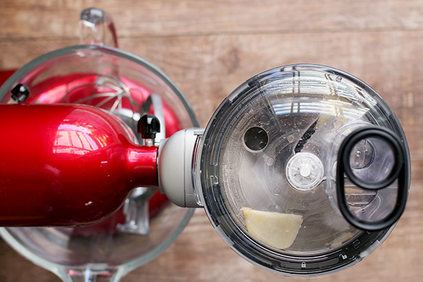 Kitchenaid Food Processor Attachment Recipes Dicing Potato