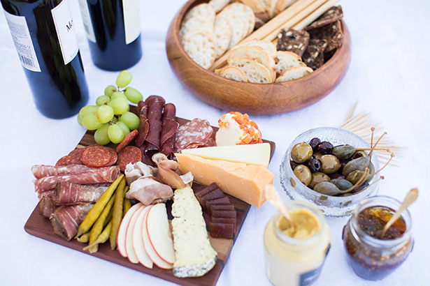 How to Do Charcuterie (Photo credit: Cora Wallin) from @janemaynard