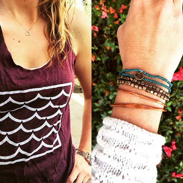 Seaworthy shop in Carlsbad, CA + SAND+GRIT jewelry - Fab Faves from @janemaynard