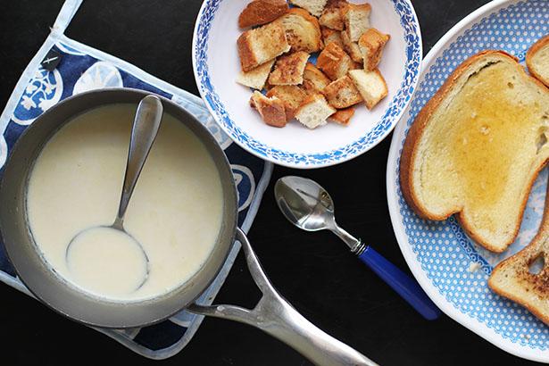 Sweet Milk Toast Recipe from @janemaynard - A delicious and easy breakfast!
