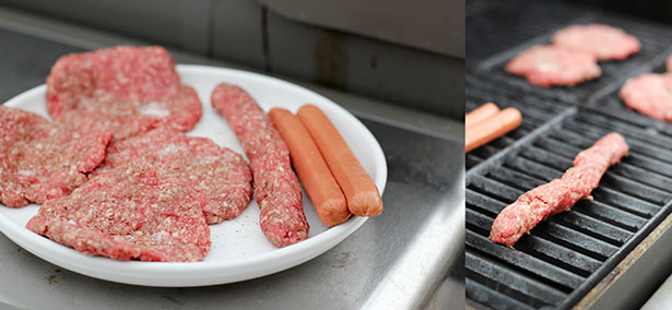 How to Make a Burger Dog from @janemaynard