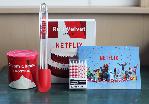 New! Netflix Birthday Messages for Kids! from @janemaynard