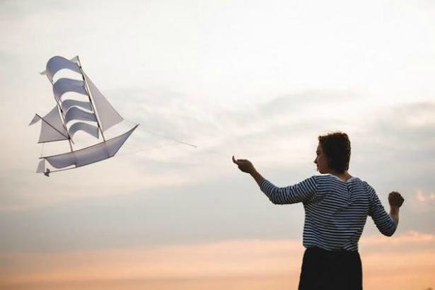 Week 560 Weekly Menu on @janemaynard from Rachel Faucett: Sail a Ship Kite