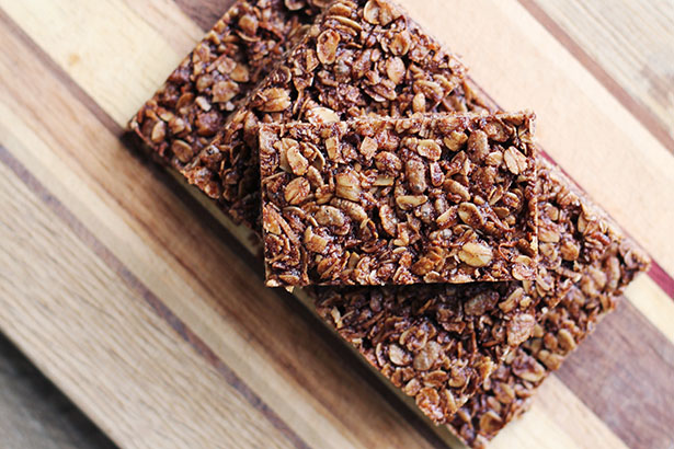 homemade granola bars this week for dinner chocolate granola bars 30503