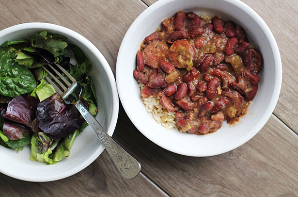 Joy the Baker's Red Beans and Rice Recipe