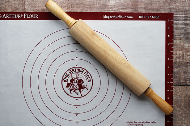 The rolling mat for baking form King Arthur Flour