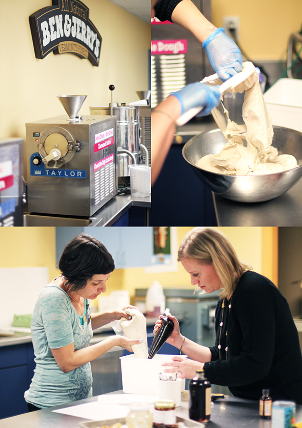 The Ben & Jerry's Test Kitchen - creating new non-dairy frozen dessert flavors