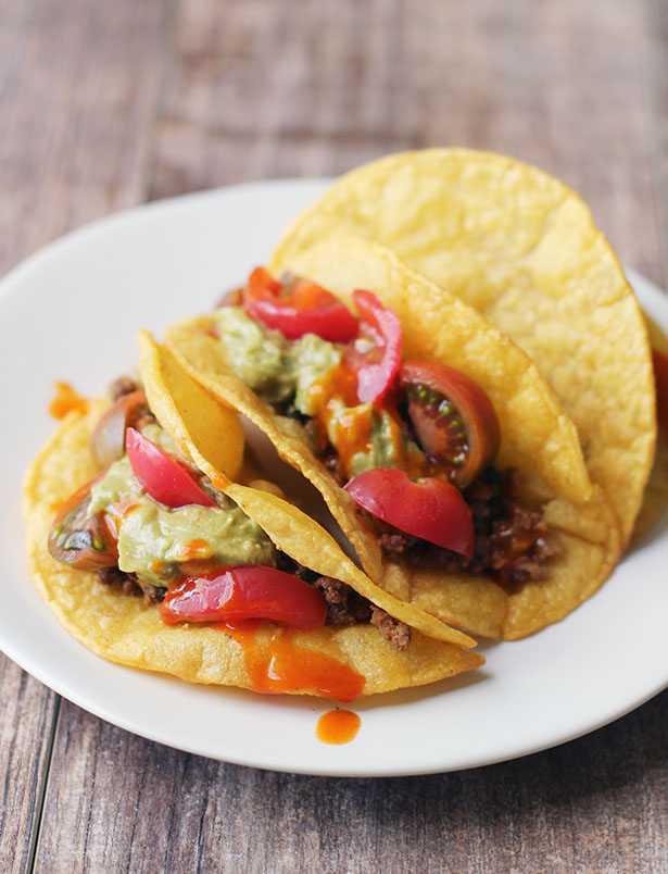 This Week For Dinner How To Make Crispy Taco Shells This Week For Dinner